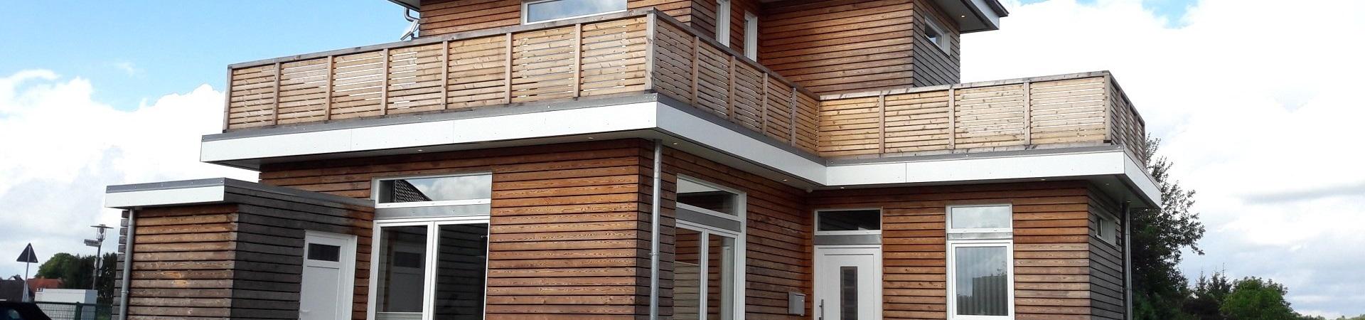 Flexibel Und Innovativ Das Holzhaus Cube Zimmerei Thielert Aus Kiel